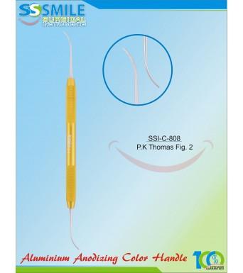 P.K Thomas Fig.2 Aluminum Anodizing Color Handle