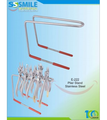 Plier Stand Stainless Steel