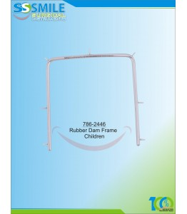 Rubber Dam Frame Children 130mm