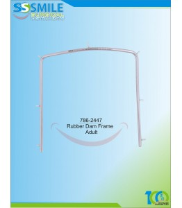 Rubber Dam Frame Adult 150mm