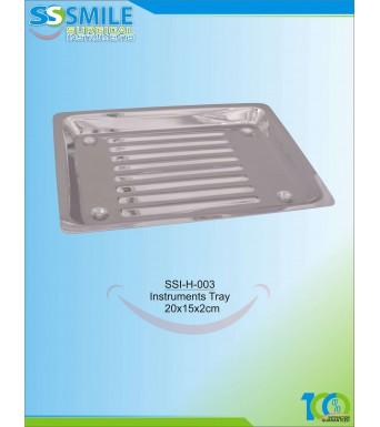Instruments Tray 20x15x2cm